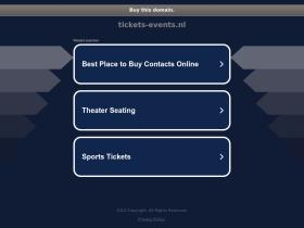 tickets-events.nl