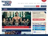 ticketsfortroops.org.uk