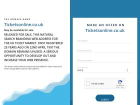 ticketsonline.co.uk