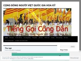 tienggoicongdan.wordpress.com