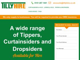 tillyhire.co.uk