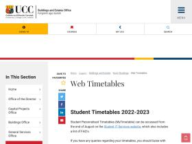 timetable.ucc.ie