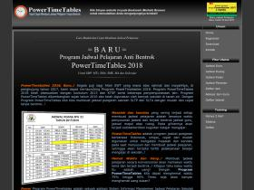 timetables.power-it.co.id