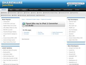 tipard-blu-ray-to-ipad-2-converter.sharewarejunction.com
