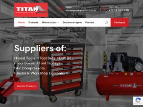 titanproducts.co.za