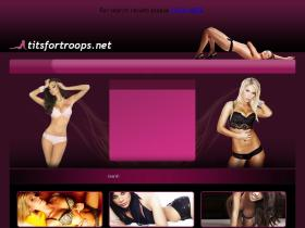 titsfortroops.net