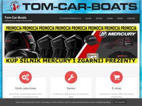 tomcarboats.pl