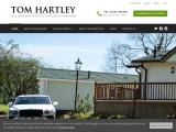 tomhartleyparkhomes.co.uk