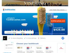 toothbrushes.com