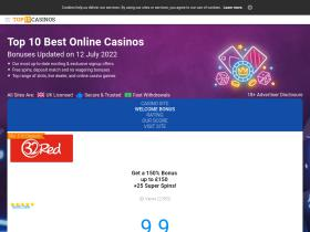 top10bestonlinecasinos.co.uk