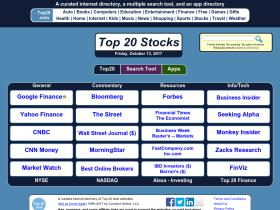 top20stockmarketlinks.com