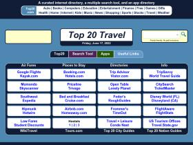top20travel.com
