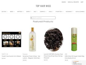 tophairwigs.com