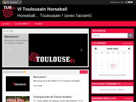 toulousehorseball.com
