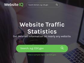 Trafficestimate com Analytics - Market Share Stats & Traffic