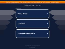 trailerrental.com.au