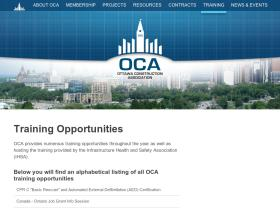 training.oca.ca