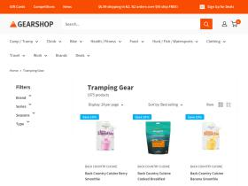 trampinggear.co.nz