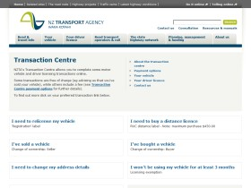transact.landtransport.govt.nz