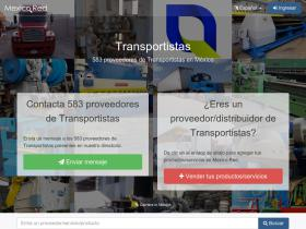 transportistas.mexicored.com.mx