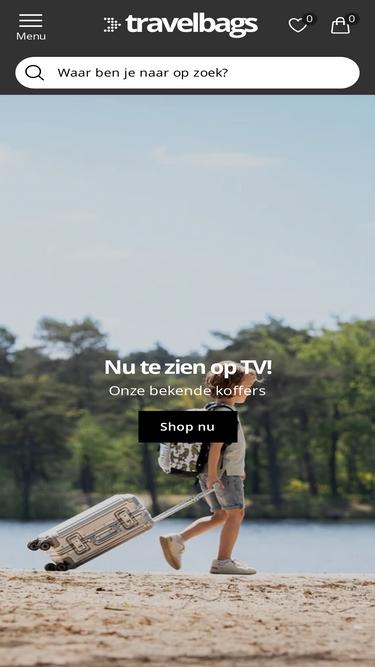 64f87e032ce Travelbags.nl Analytics - Market Share Stats & Traffic Ranking