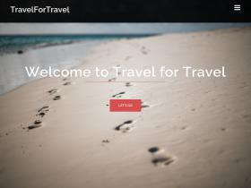 travelfortravel.com
