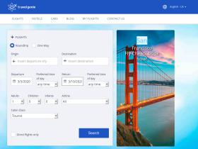 Travelgenio com Analytics - Market Share Stats & Traffic Ranking