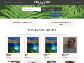 tributes.co.nz