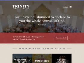 trinity-baptist-church.com