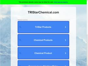 tristarchemical.com