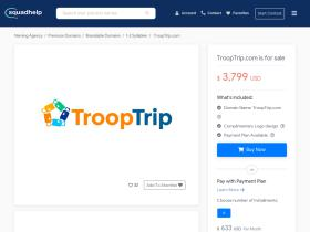 trooptrip.com