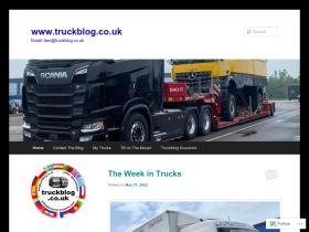 truckblog.co.uk