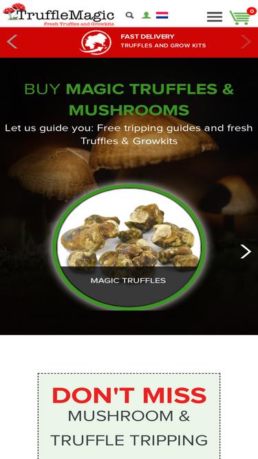 Trufflemagic com Analytics - Market Share Stats & Traffic Ranking