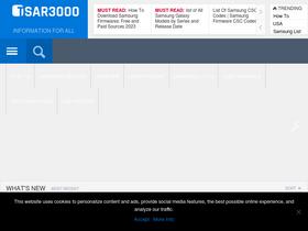 Tsar3000 com Analytics - Market Share Stats & Traffic Ranking