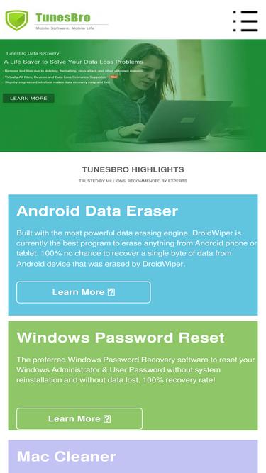 Tunesbro com Analytics - Market Share Stats & Traffic Ranking