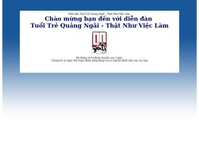 tuoitrequangngai.vn