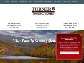 turnerfuneralhomes.cc