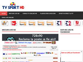 tv sport hd