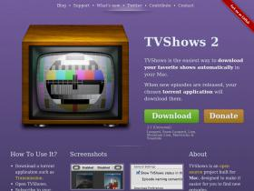 tvshows.sourceforge.net