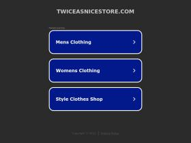 twiceasnicestore.com