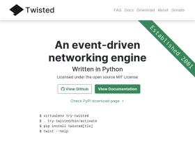 twistedmatrix.com