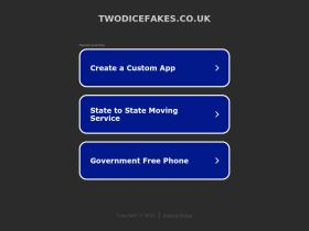 twodicefakes.co.uk