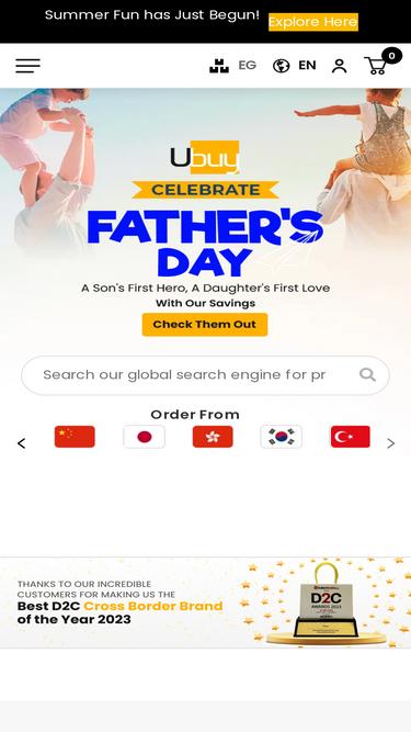 Ubuy com eg Analytics - Market Share Stats & Traffic Ranking