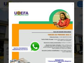 udefa.edu.ve