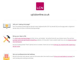 ujclubonline.co.uk