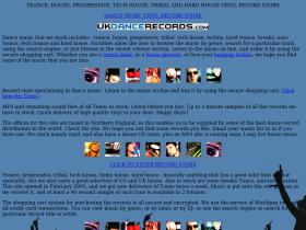 ukdancerecords.com