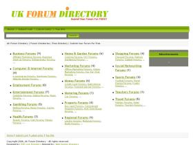 ukforumdirectory.co.uk