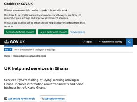 ukinghana.fco.gov.uk