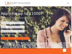 ukshorttermloans.co.uk