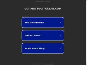 ultimateguitartab.com